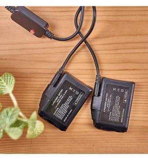 Batteries BATG01 pour gants