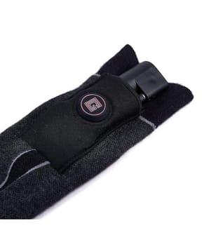 Chaussettes chauffantes confort & 1 paire de batteries