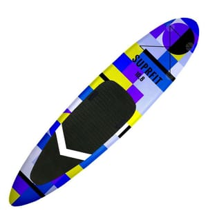 """SUPRFIT - SUP Gonflable Kaiko - 10.8' 30.7"""" 6""""/330 x 78 x 15 cm - Multicolore"""