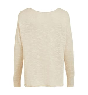 VILA CLOTHES - Pullover - Beige