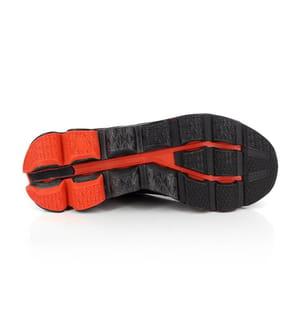 ON RUNNING - Baskets de Course Cloudace, Noir et Orange