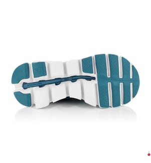 ON RUNNING - Baskets de Course Cloudswift, Turquoise