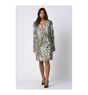 Pullover Dress Jonquille - Multicolor
