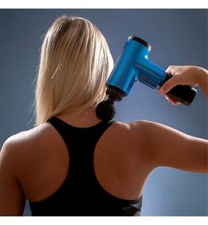 Dispositif de Massage - Bleu