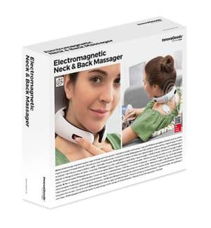Dispositif de Massage Électromagnétique - Blanc