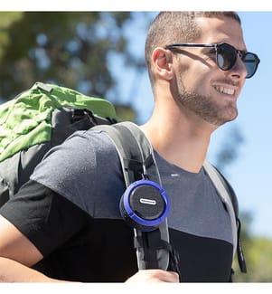 Haut-Parleur Bluetooth Sans Fil Portable Étanche DropSound