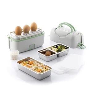 Boîte à lunch électrique à vapeur 3-en-1