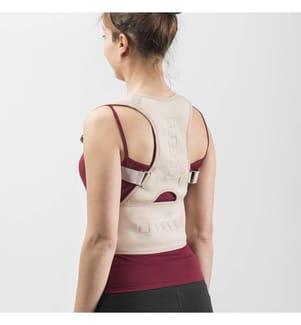Support de Posture Magnétique InnovaGoods L - Beige