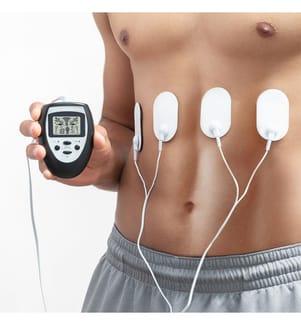 Electrostimulateur Pulse - Blanc