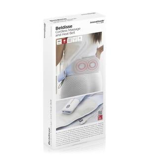 Ceinture de massage et de chaleur sans fil
