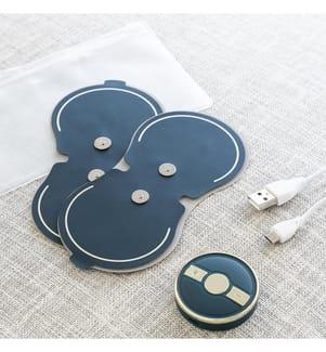 Masseur pour Soulagement de Douleurs Menstruelles Rechargeable Moonlief InnovaGoods - Bleu