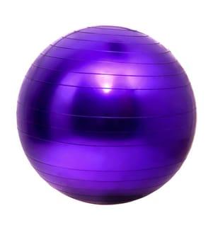 Balle de Gymnastique 75 cm - Violet