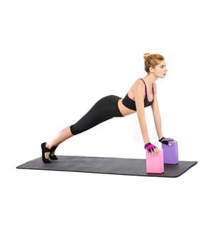 Bloc de Yoga - Violet