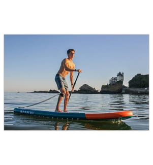 """SUP Gonflable Pack  M 10.6"""" - Simple Paddle - Multicolore"""