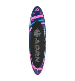 SUP Gonflable Pack ADRN Spiral 10'8'' x 32'' x 6'' - Multicolore