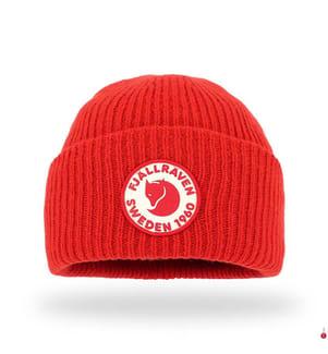 FJALLRAVEN - Beanie 1960 - Rot