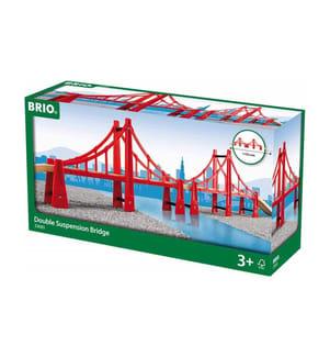 BRIO 33683 - Hängebrücke