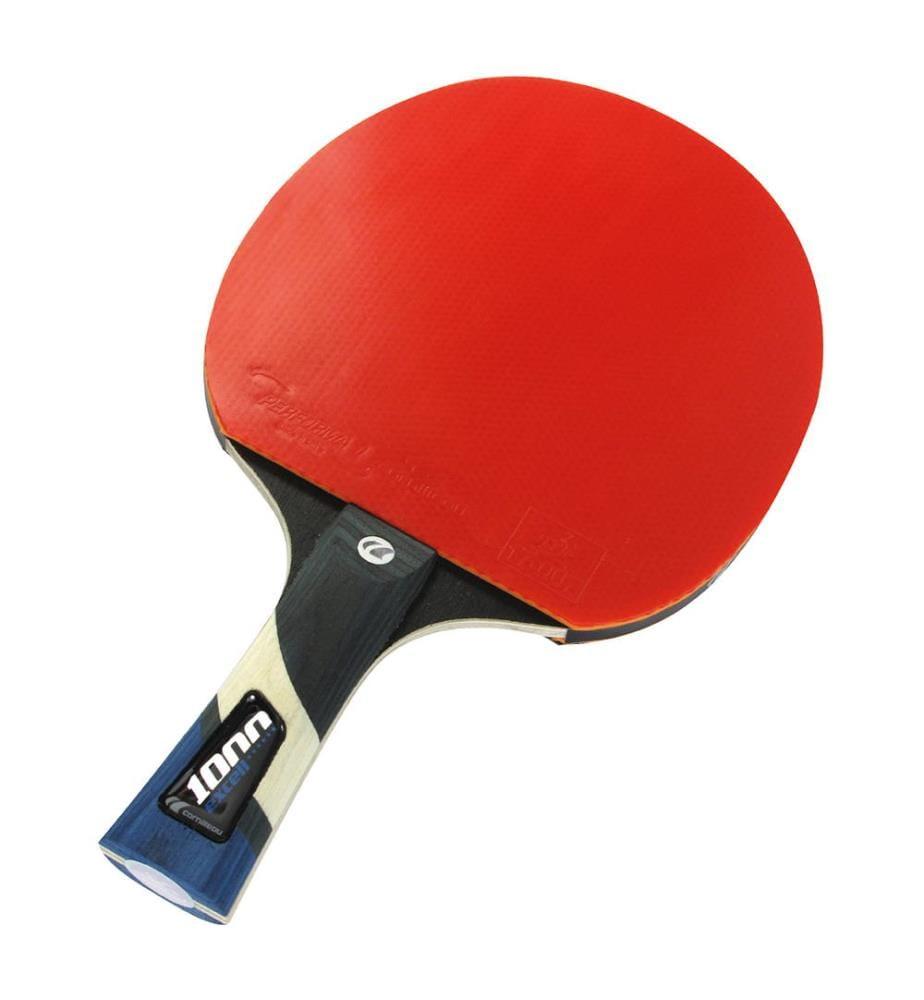 CORNILLEAU - Raquette de Ping Pong Cornilleau Excell 1000 - Rouge et Noir