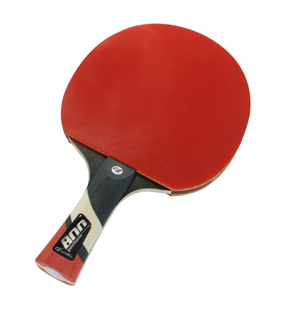 CORNILLEAU - Raquette de Ping Pong Cornilleau Perform 800 - Rouge et Gris