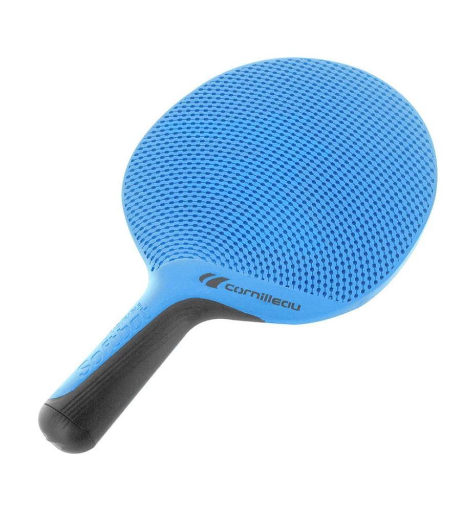CORNILLEAU - Raquette de Tennis de Table Cornilleau Softbat - Bleu et Noir