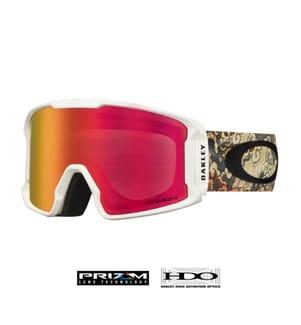 OAKLEY - Ski Goggles Line Miner™ Prizm™ Kazu Kokubo - White