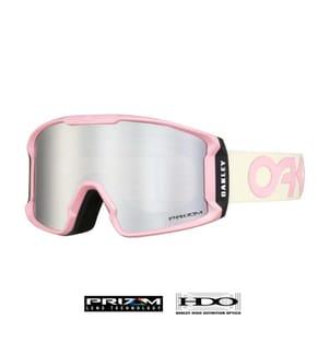 OAKLEY - Ski Goggles Line Miner™ XM Prizm™ Factory Pilot Progression - Light Pink and Black