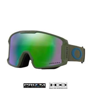 OAKLEY - Ski Goggles Line Miner™ XM Prizm™ - Green