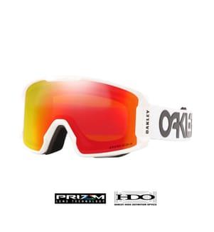 OAKLEY - Ski Goggles Line Miner™ XM Factory Pilot - White