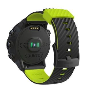 SUUNTO - Montre Connectée 7 Black Lime