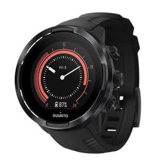SUUNTO - Montre Connectée GPS 9 Baro Black