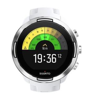 SUUNTO - Montre Connectée GPS 9 Baro White
