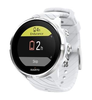 SUUNTO - Montre Connectée GPS 9 Multisport White