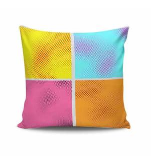 Cushion Cover 43x43 cm - Multicolor