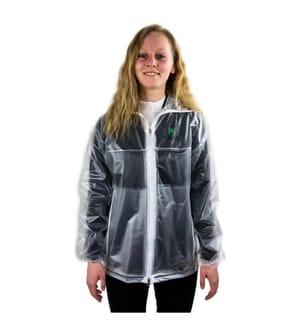 REITHSPORT - Veste de Pluie Monsoon - Transparent