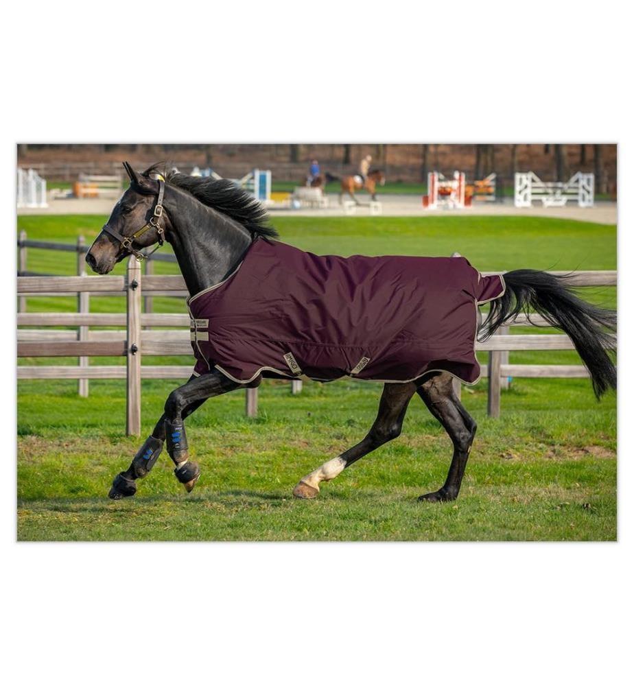 HORSEWARE - Couverture de Pré Amigo Hero Ripstop 155 cm - Brun