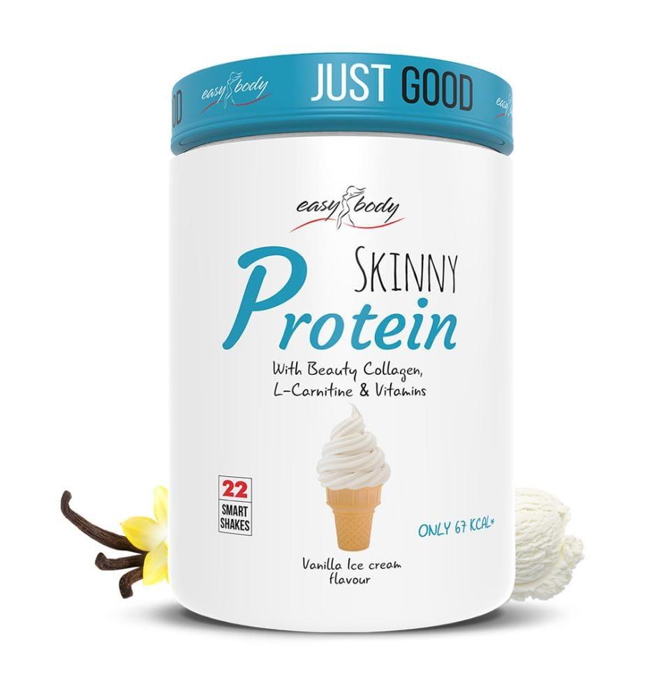 Easy Body Skinny Protéines en Poudre Vanilla Ice Cream - 450g