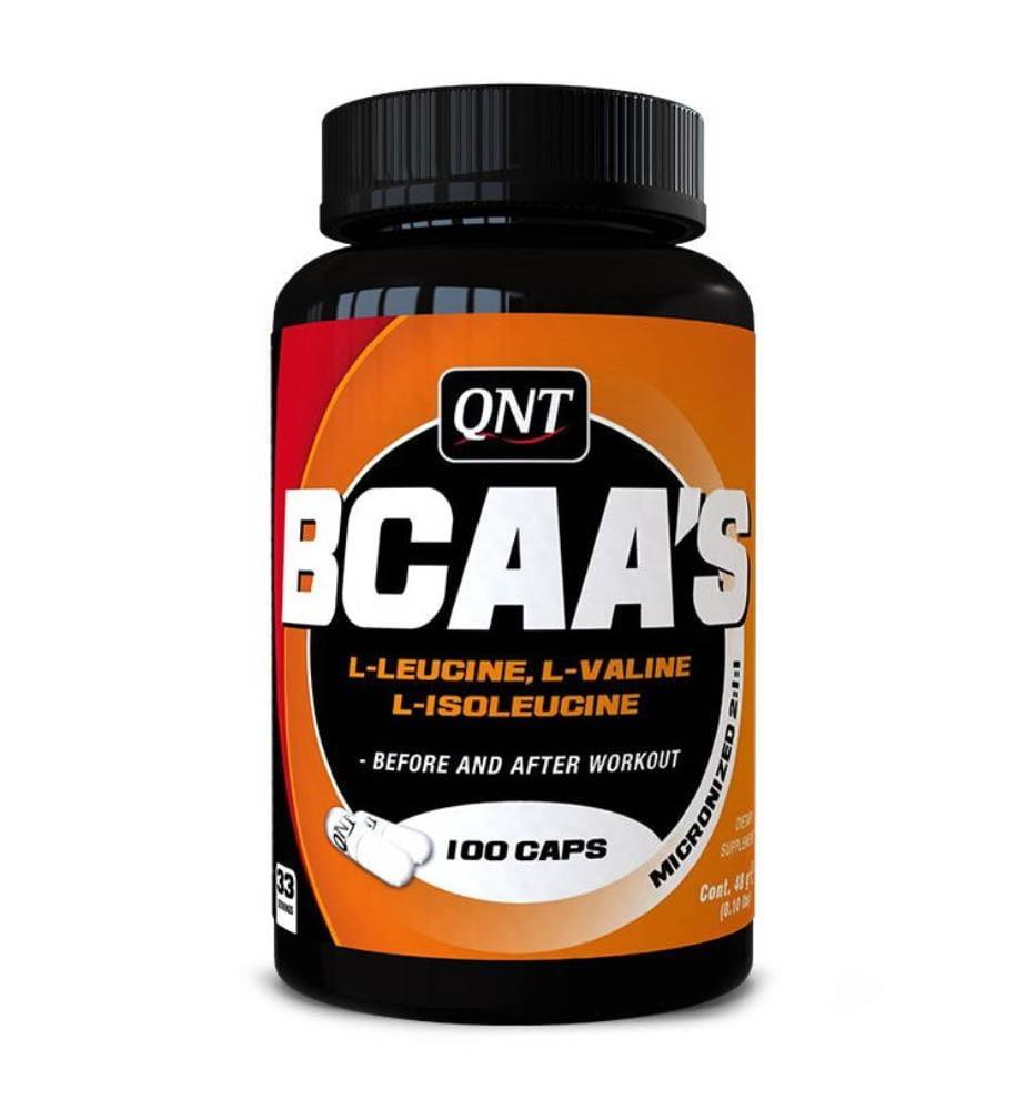 BCAA + Vitamin B6 - 100 Gélules