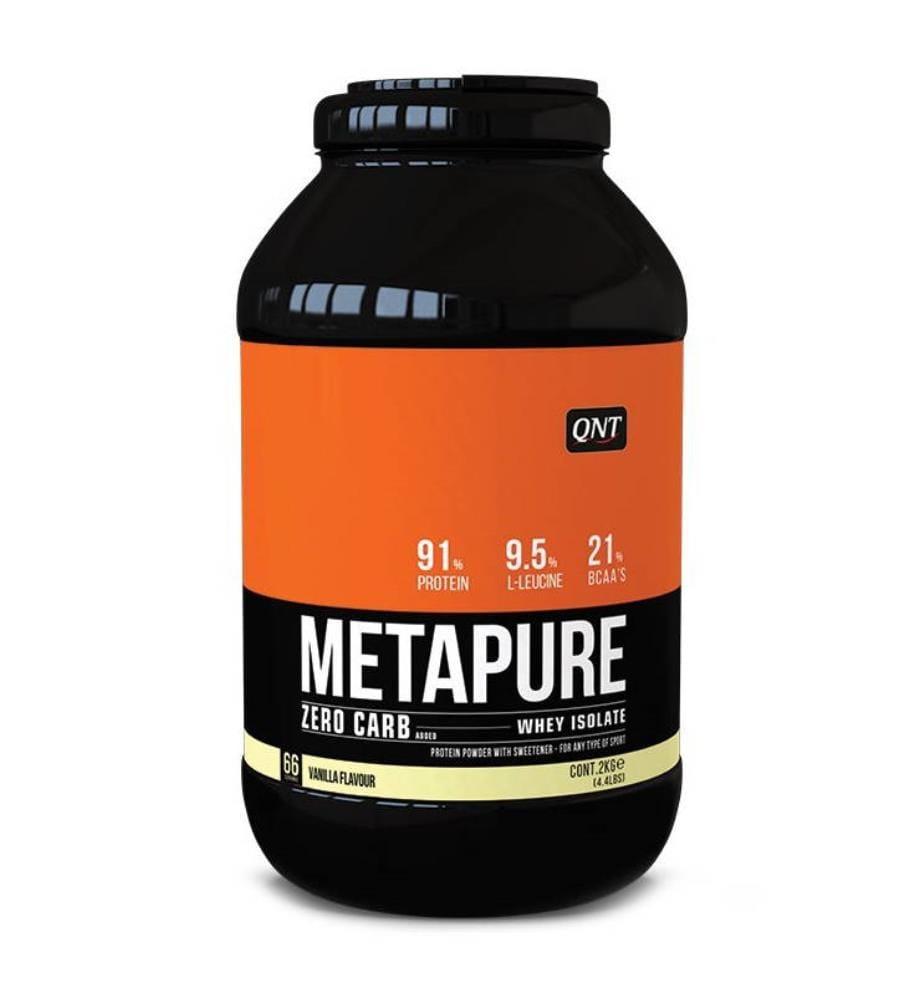 MetaPure Zero Carb Vanilla - 2000g