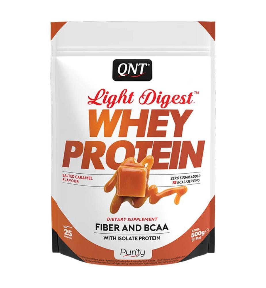 Light Digest Whey Protein Salted Caramel 500g