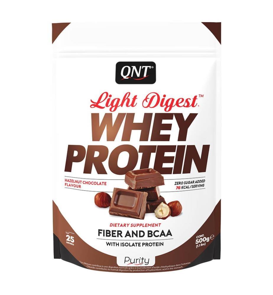 Light Digest Whey Protein Hazelnut Chocolate - 500g