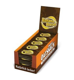 Pack de 15 Barres Energétiques Oatsnack Banana - 15 x 70 g