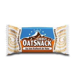 Pack de 15 Barres Energétiques Oatsnack Coco Cream - 15 x 65 g