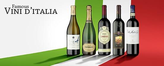 Famous Italian Wine