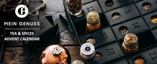 Mein Genuss - Gewürze & Tee