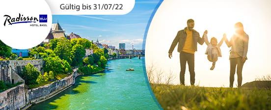 Familien-Auszeit in Basel