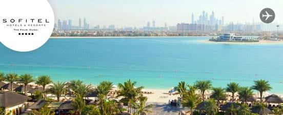 5* Luxus auf The Palm, Dubai