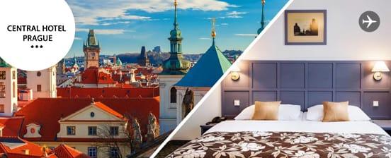 Escapade citadine à Prague
