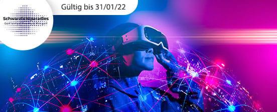 Virtual Reality Abenteuer