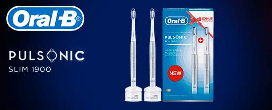 Oral B - Pulsonic Slim 1900