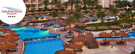 Vacances à Hurghada, Egypte